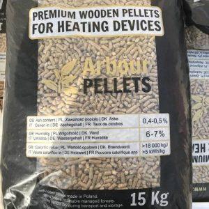 Arbour pellets