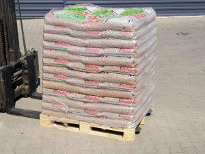 ECO PELLETS 100% Dennen hout 975kg